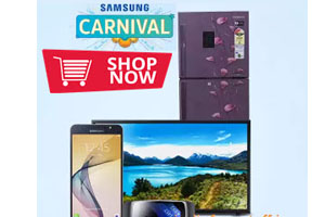 Flipkart Samsung Days Carnival Exclusive